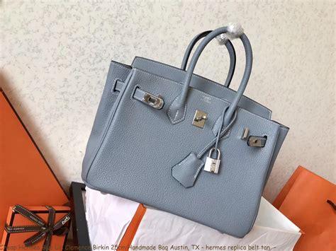 Cheap Hermes Blue Lin Clemence Birkin 25cm Handmade Bag