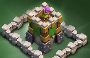 Clash Of Clans Down For Archer Tower 13  Lava Hound Update