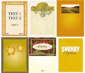 free printable wine label template images With printable wine labels free templates