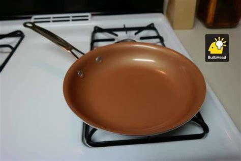 stick pans  work  red copper pan  jenns blah blah blog
