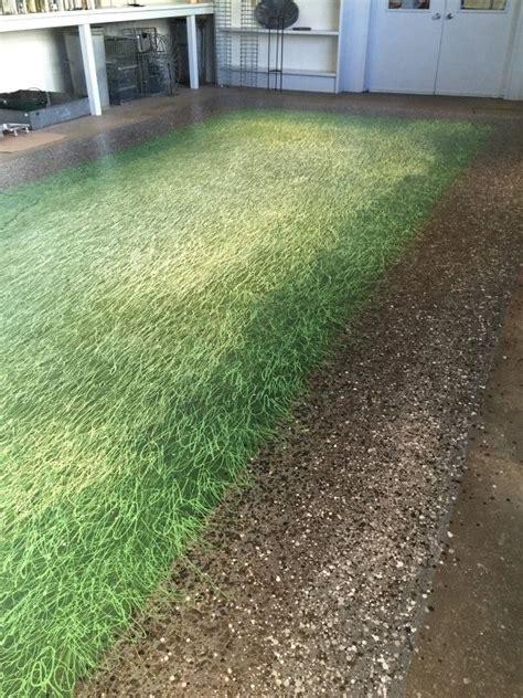 painting floor to look like grass    Wood Floors