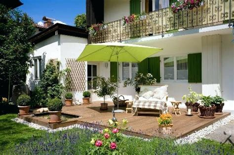 Terrassengestaltung Ideen Fuer Den Garten by Frisch Gro 223 E Terrasse Gem 252 Tlich Gestalten Modelle