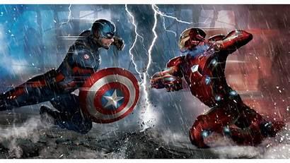 War American Civil 4k Captain America