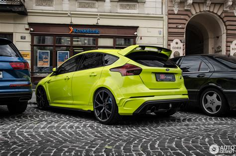 Tuned Focus Rs by Ford Focus Rs 2015 Ss Tuning 15 Juni 2017 Autogespot