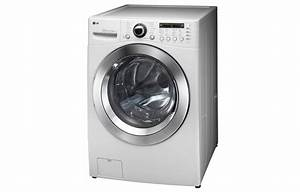 LG Front Load Washing Machines | WD12590D6 Front Loader ...