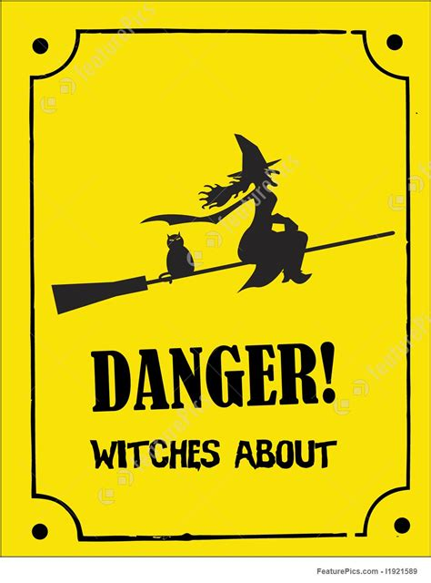 halloween warning signs festival collections