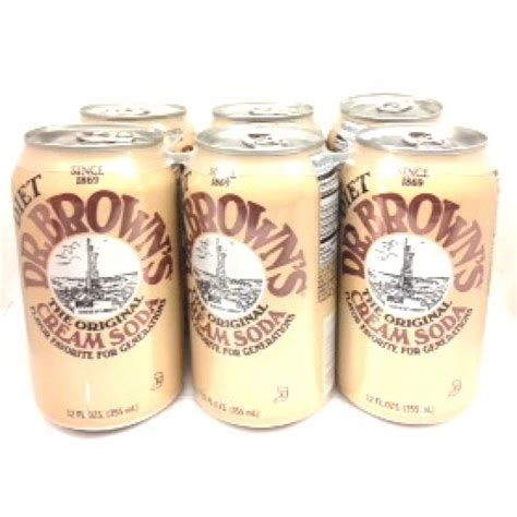If you dont use a ton, you dont even have to use low cal options. Dr Browns Original Cream Soda DIET - 6 CT / 12.0 FL OZ PrestoFresh Grocery Delivery