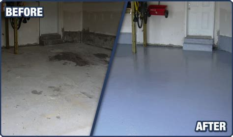 Garage Floor & Epoxy Coatings : Sealtech