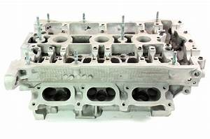 Lh Cylinder Head Audi A4 A6 Vw Passat 30v V6 Atq Aha