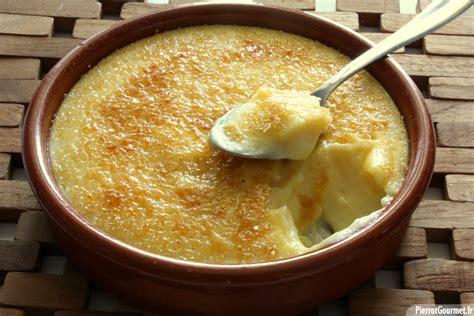 chalumeau pour cuisine crème catalane pierrotgourmet fr