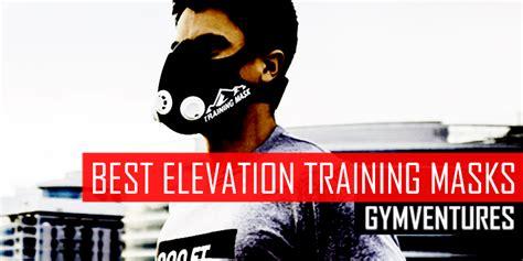 elevation training masks  running  high