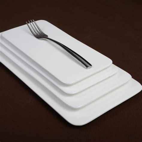 rectangular dinnerware popular rectangular dinner plates buy cheap rectangular dinner plates lots from china
