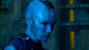 New 'Guardians of the Galaxy' images feature Karen Gillan ...
