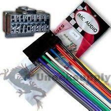 Jvc Kw Xr610 Wiring Diagram by Jvc Wiring Harness Ebay