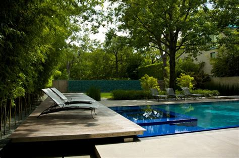 swimming pool decor one of 4 total photos modern forest house designs