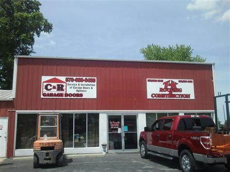Garage Door Repair Columbia Mo by C R Garage Doors Llc Garage Door And Opener Repair