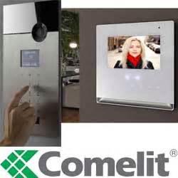 wired video door entry