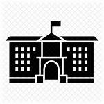 Icon Education Library Icons Transparent College Svg