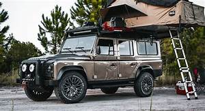 Ecd U0026 39 S Land Rover Defender Project Invictus Is An Ls3