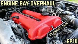 Engine Bay Overhaul    Mx