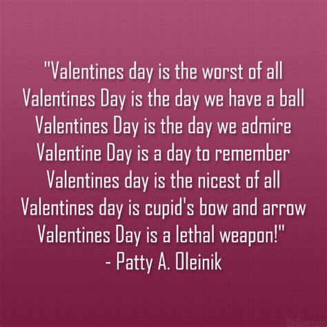 Valentine's Day Poem Preschool