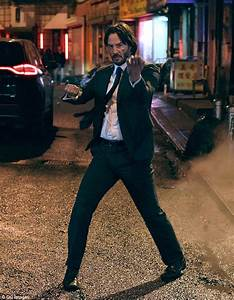 Don't mess with Keanu Reeves after John Wick 2's firearm ...