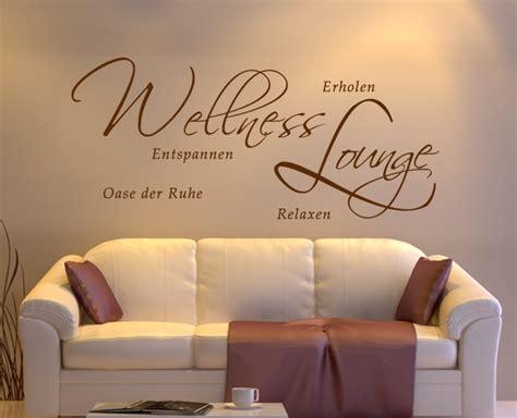 wandaufkleber tatoo spruch zitat entspannung wellness ebay