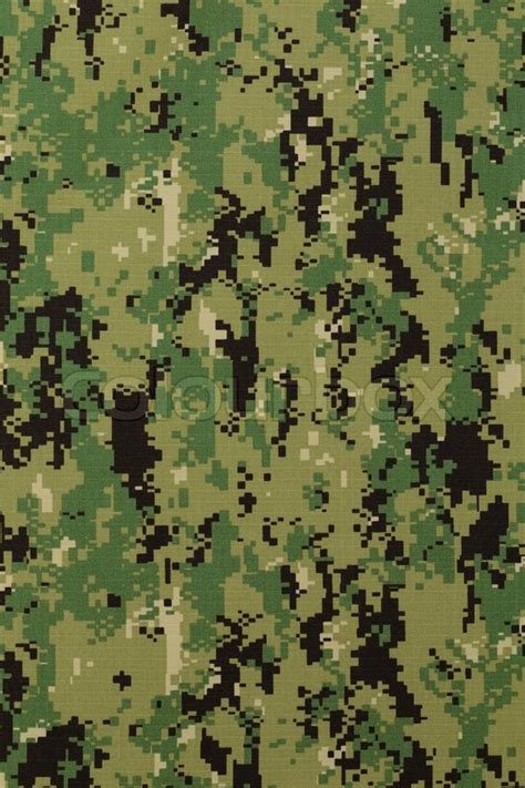 Green Digital Camo Wallpaper by Us Navy Working Aor 2 Digital Stock Image