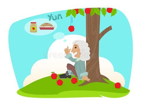 Isaac Applesauce Stock Vector. Image Of Isaac, Applesauce