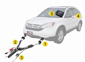 Flat Towing Package For 2008