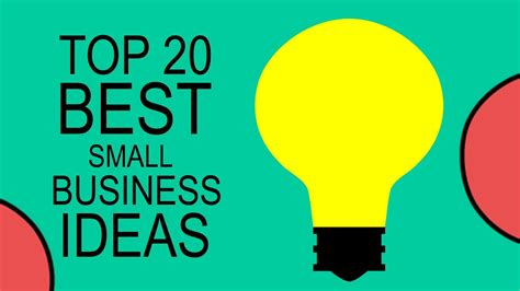 Best Business Top 20 Best Small Business Ideas For Beginners In 2017
