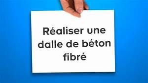 Comment Faire Des Joints De Dalles Exterieur : r aliser une dalle de b ton fibr castorama youtube ~ Premium-room.com Idées de Décoration