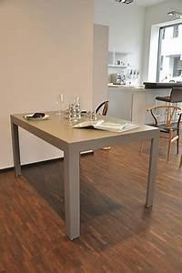 Bulthaup C2 Tisch : esstische tisch c2 88 lehm 2 bulthaup tisch laminat bulthaup m bel von k che design in fulda ~ Frokenaadalensverden.com Haus und Dekorationen