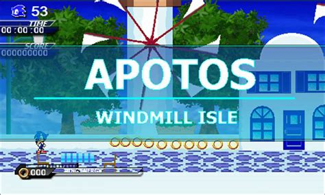 sonic unleashed fan game sonic world adventure fan game apotos windmill isle