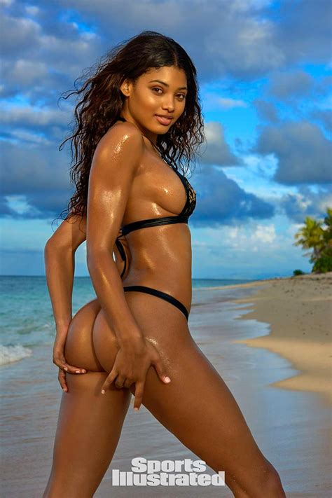 Danielle Herrington Nude Sexy For Sports Illustrated Scandal