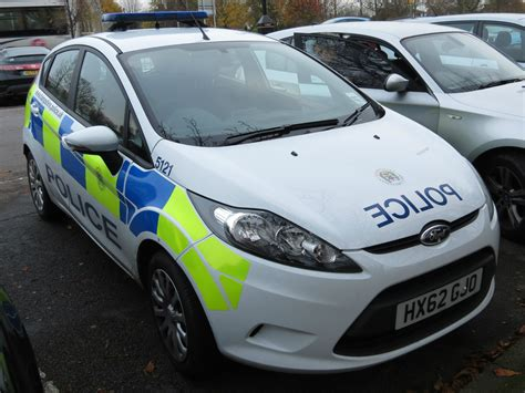 Police Vehicles In The United Kingdom
