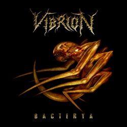 aux portes du metal chronique d album metal vibrion bacterya metal album review