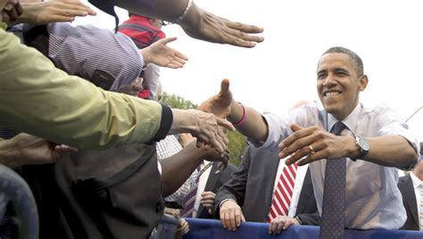 Dallas County voters back Obama as he is re elected The