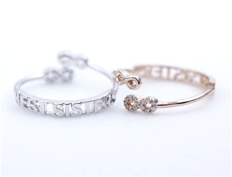 Infinity Best Sister Knuckle Ring In Silver (adjustable. Idea Engagement Rings. Tulip Style Engagement Rings. Rough Engagement Rings. Freshwater Pearl Wedding Rings. V Name Wedding Rings. Different Color Rings. Crown Band Wedding Rings. Human Eye Rings