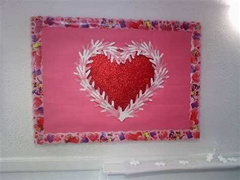 17 Best Ideas About February Bulletin Boards On Pinterest