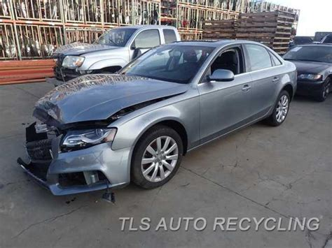 Parting Out 2010 Audi A4 Audi