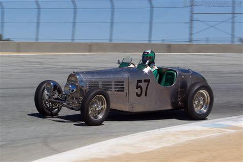 Bugatti Type 57S - Chassis: 57222a - Driver: Jim Hull ...