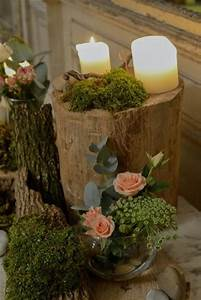 Déco Mariage Champetre : deco mariage champetre bois ~ Melissatoandfro.com Idées de Décoration