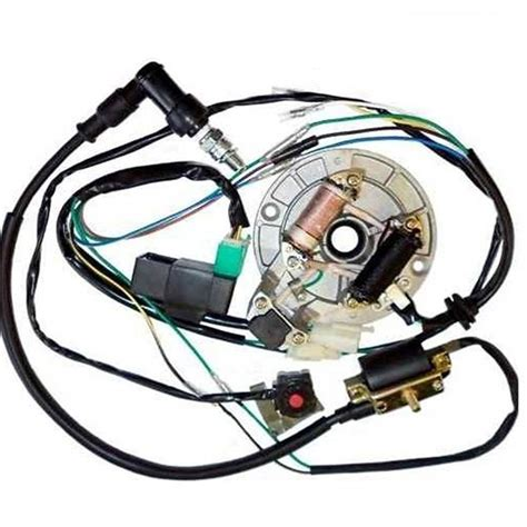 electrics   cc  wire harness cdi coil