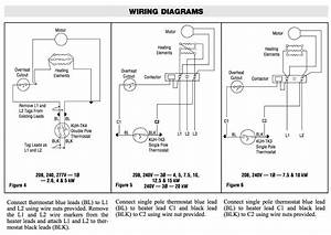 Storage Heater Wiring Diagram