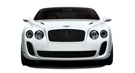 Bentley's Fastest And Most Powerful Production Car Ever