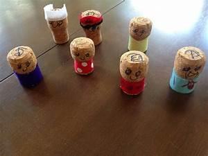 Wine Cork Crafts for Kids Ideas | 0 CT: 3D Art | Pinterest ...