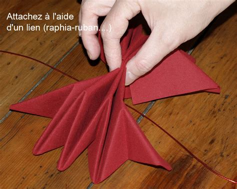 1000 images about pliages de serviettes on napkins origami and noel