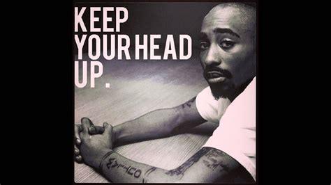 Tupac Keep Ya Head Up Instrumental Without Hook Youtube
