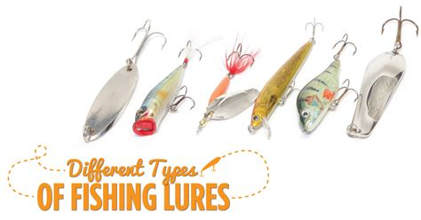 types  fishing lures austates